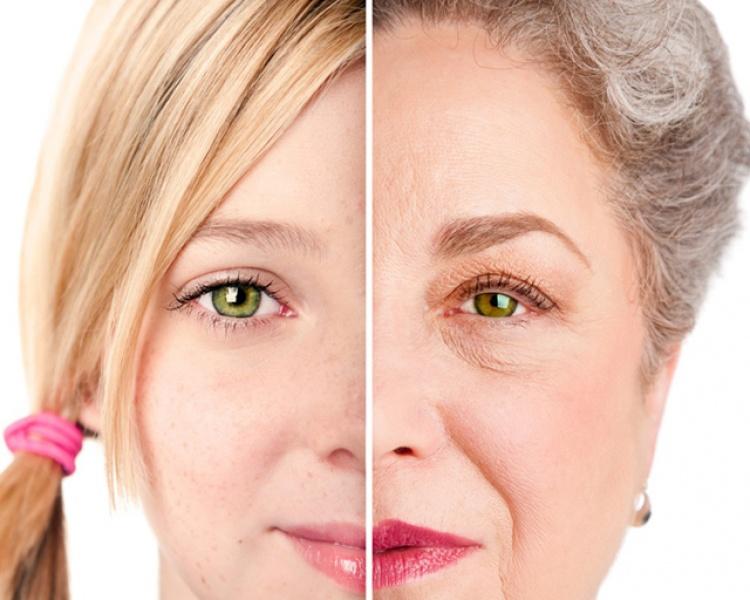 процесс старения на паузу