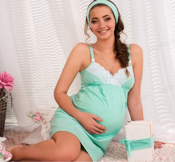 модная и стильная одежда для беременных
