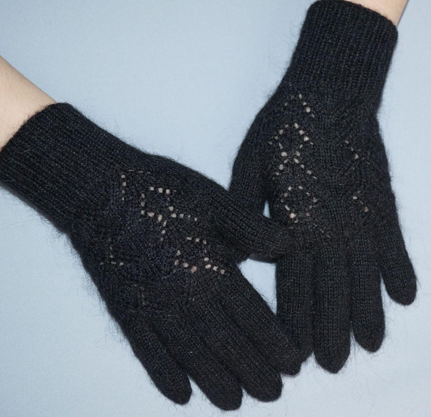 стильные и теплые перчатки