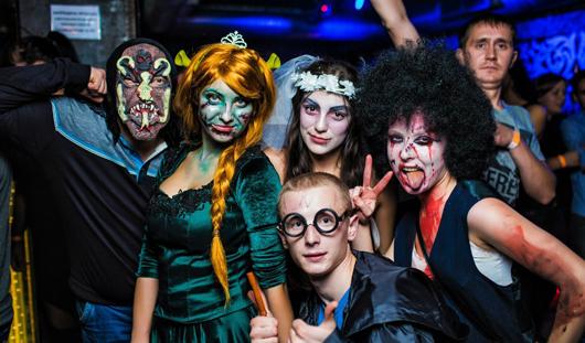 подготовиться к Хэллоуину