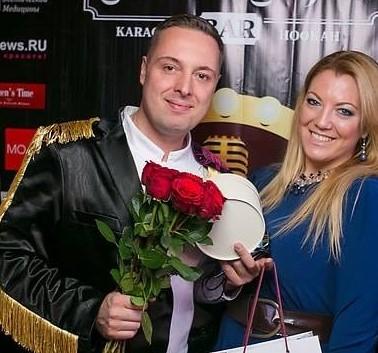 Интервью с Романом Огневым на дне рождения! Ценные откровения! - репортаж Women's Time