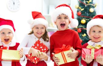 подарите своему ребенку новогоднюю сказку