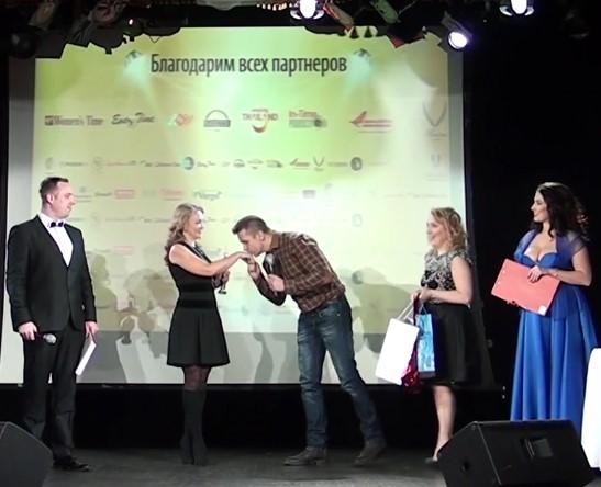 Women's Success Awards 2016. Оксана Чеснокова