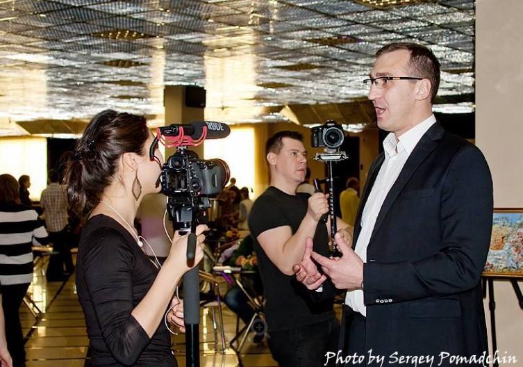 интервью с Юрием Андреевым