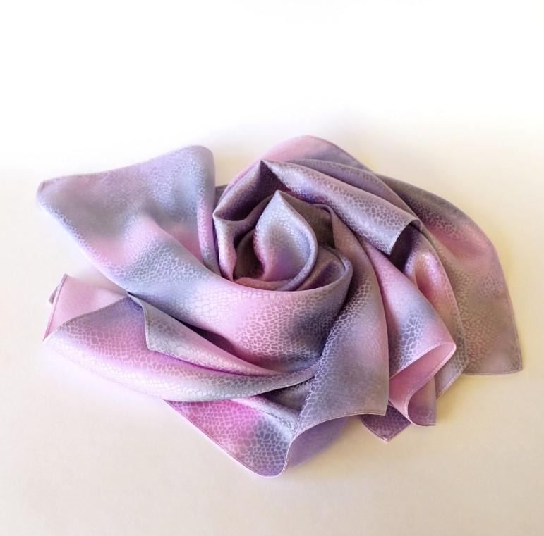 шелковый платок Анастасия Ищук 2
