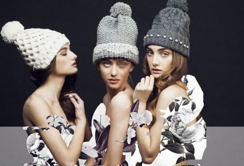 Шапки женские зима 2018 2018 года модные тенденции своими руками 40