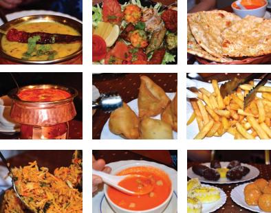 Индийская и китайская кухня Дэви Кафе&Бар