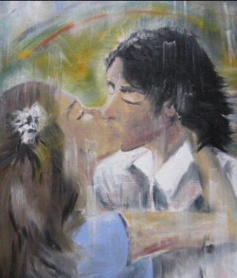 картина, помогающая встретить свою судьбу - автор Оксана Тумадин
