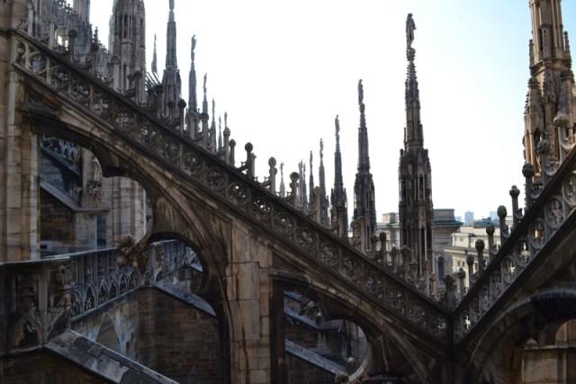 Что посмотреть в Милане - собор Дуомо ди Милано