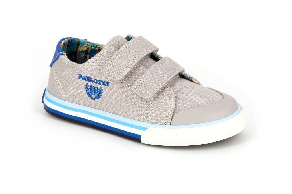 Новая коллекция детской обуви «Pablosky»