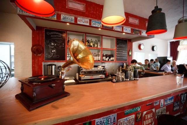 Cемейное кафе в Москве - Андерсон
