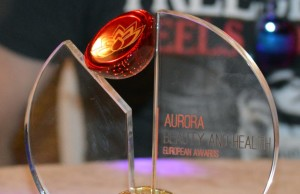 Европейская Премия Aurora beauty health