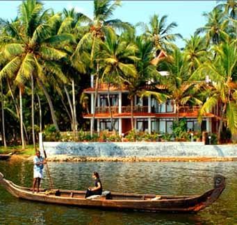 Лучший аюрведический курорт в Индии