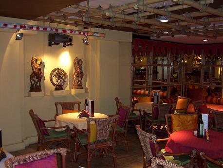 ресторан Хаджурао