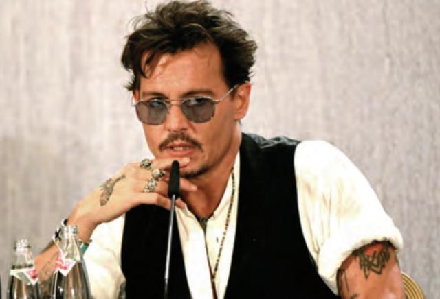 Johnny Depp в Москве - репортаж Womens Time Марии Прокопченко