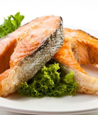Жареная рыба по индийски