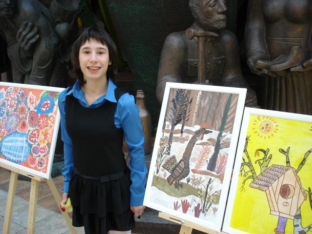 Конкурс юных художников. Сказки про краски