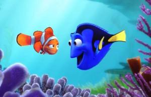 В поисках Дори. Анимационный фильм от Pixar