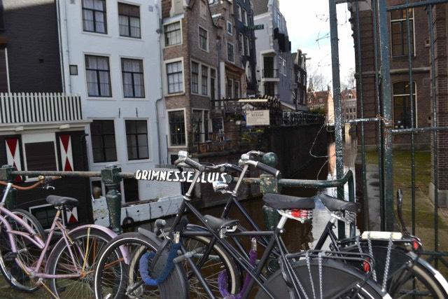 Выходи за пределы стандартных путешествий. Амстердам