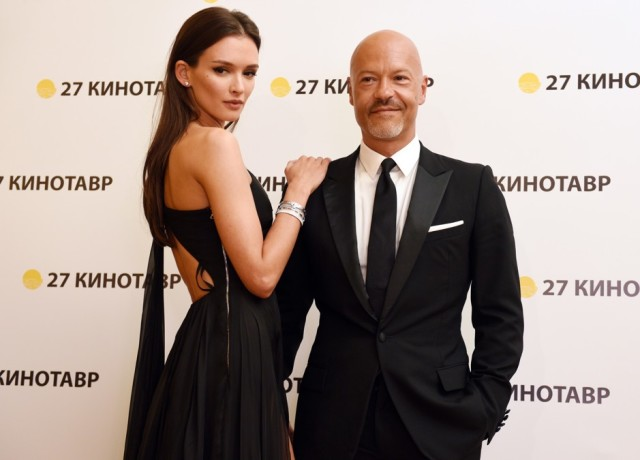 Федор Бондарчук и Паулина Андреева активно готовятся к свадьбе