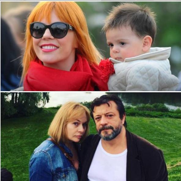 Анастасия Стоцкая показала людям, на кого похож ее сын.