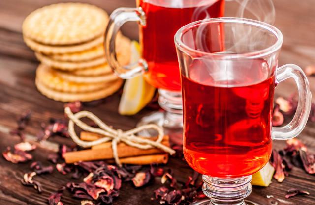красный чай «Каркаде»