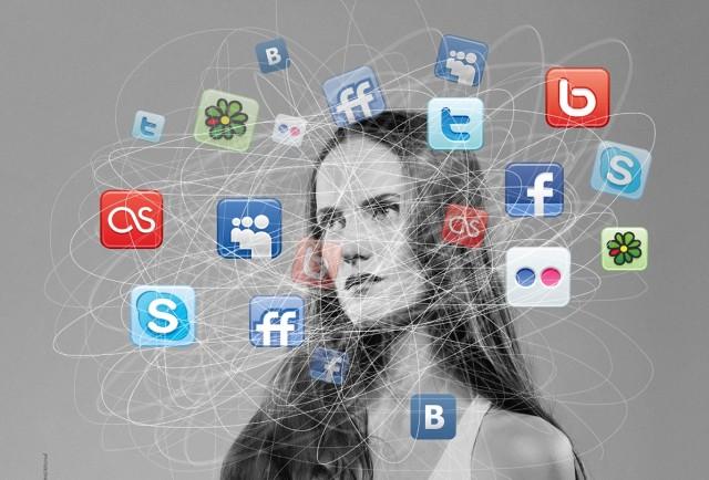 заложником социальных сетей