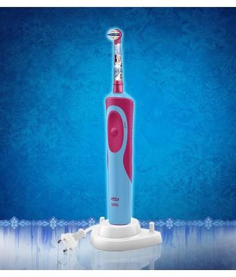 Как электрические зубные щетки Oral-B