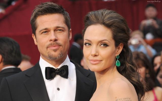 идеи о разводе Джоли и Питта