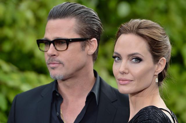 Бред Питт дал комментарии по поводу развода с Анджелиной Джоли
