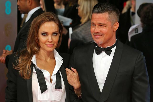 Новые подробности развода Джоли и Питта