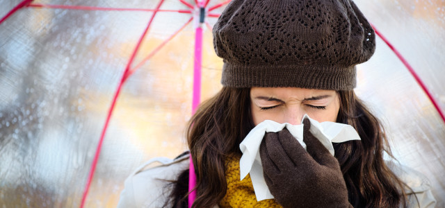 осеннюю простуду