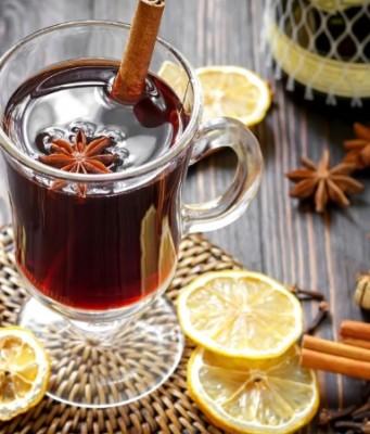 рецепт безалкогольного глинтвейна на виноградном соке
