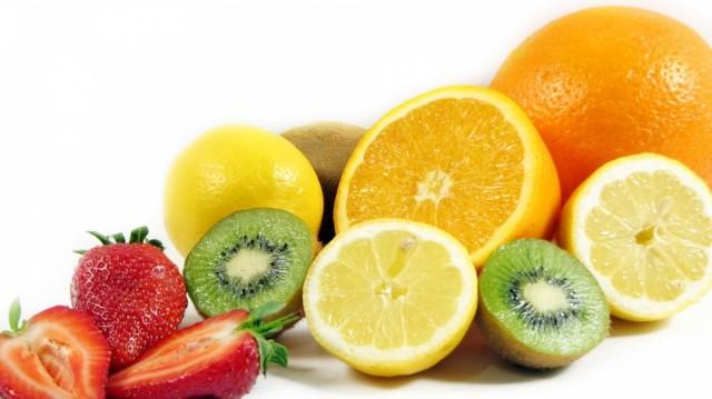 список продуктов, содержащих витамин С