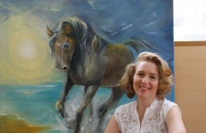 Выездной тренинг в Австрии, арт-терапия открывающая благоприятные перемены - Оксана Тумадин