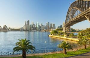 путешествие в Сидней