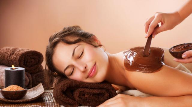 шоколадные обертывания