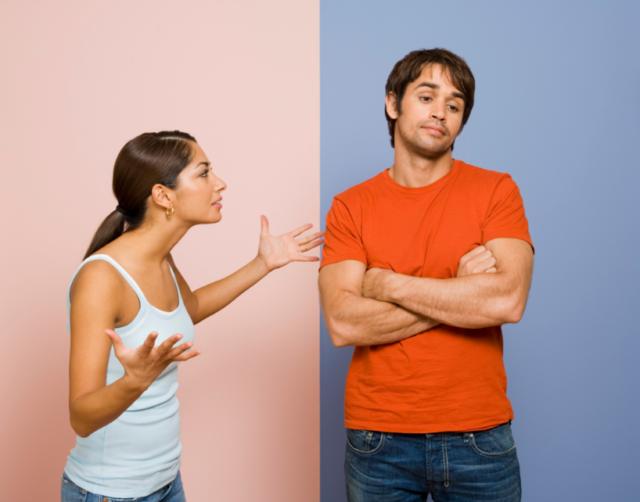 претензии к своему мужчине