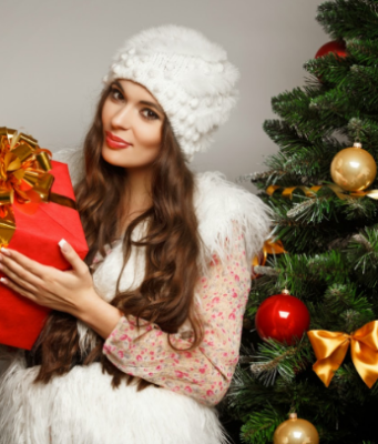 идеи новогоднего подарка для мамы и подруг