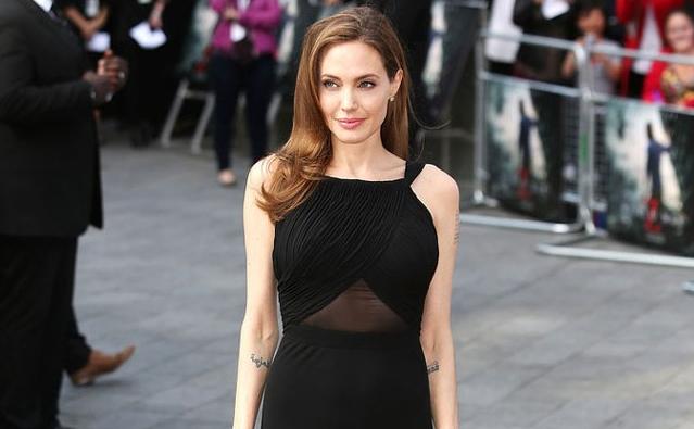 Анджелины Джоли