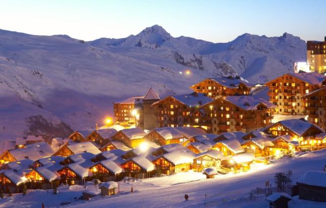 топ-5 стран для зимнего отдыха