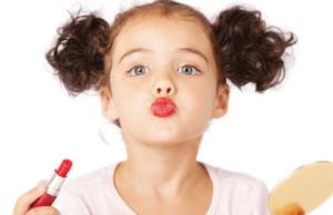 можно ли детям пользоваться косметическими средствами