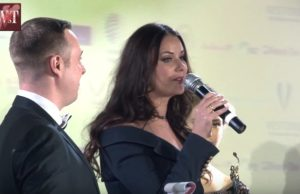 Оксана Федорова. Women's Success Awards 2016