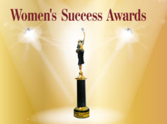 Women's Success Awards 2016. Видео репортажи