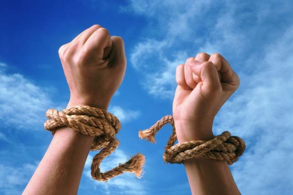 как отпустить привязки