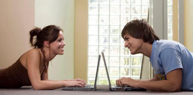 перейти от виртуального знакомства к реальной встречи