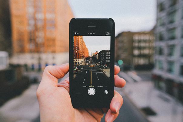 удачные фото на свой смартфон