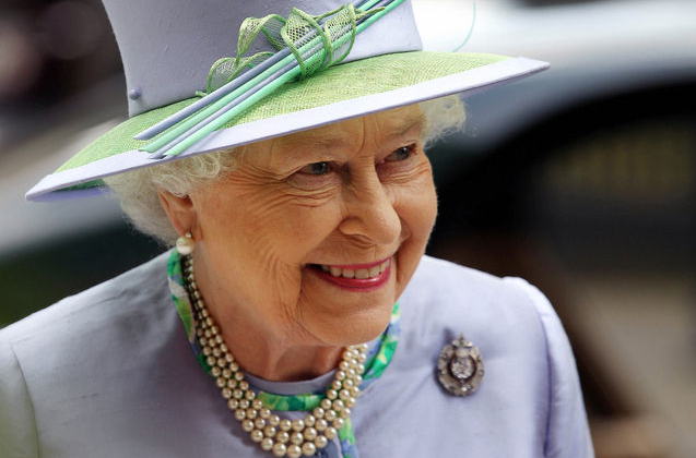 смерти королевы Елизаветы II