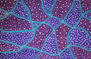платок из шелка Анастасия Ищук