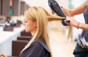 безопасной сушки волос